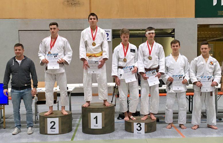 Nicht zu schlagen: Nachwuchs-Judoka Islam Madarov gewinnt Süddeutsche Meisterschaft