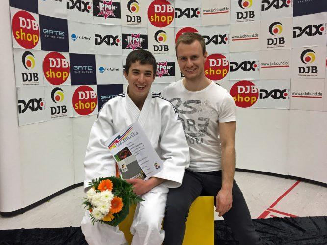 Deutscher Meister: Islam holt Gold!