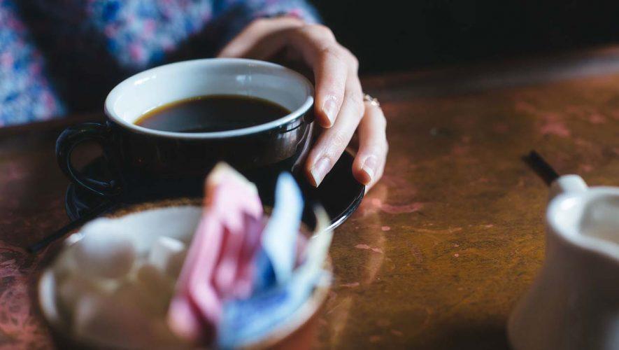Herzliche Einladung zum Café am Abend