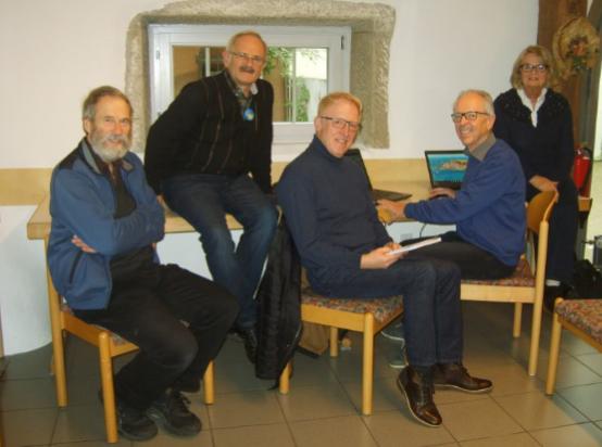 AG-Arbeit: Wegweiser und Unterstützer
